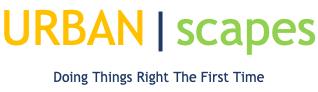Urban Scapes Landscape Logo
